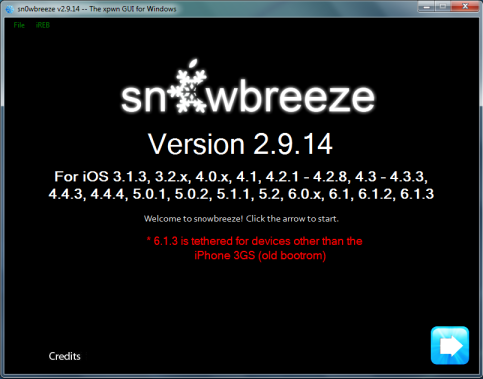 Downgrade IOS 6 1 3 (No Blobs Required) | iosjd